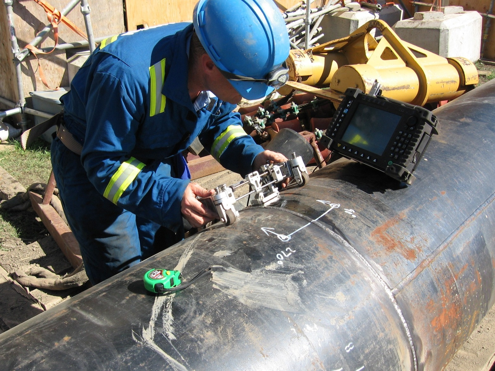 NDT – Inspection Of Weld Joints